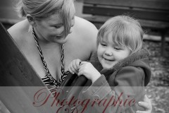 child photography fife - Lennay and Ellie